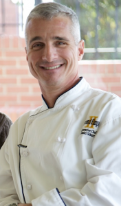Daniel Schurr, Executive Chef