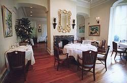 Second Empire Restaurant And Tavern Inside The House